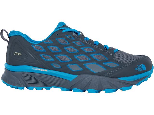 The North Face Endurus Hike GTX Shoes Herr zinc grey/hyper blue
